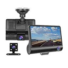 SUZEC Car <b>Dash</b> Cam with 4 inch Wide Screen and 1080p ...