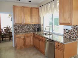 Light Brown Kitchen Cabinets | Sandstone Rope Door | Kitchen Cabinet Kings  Traditional Kitchen Design Inspirations