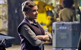 carrie fisher leia force awakens. Interesting Force Carrie Fisher As General Leia For Force Awakens Consequence Of Sound