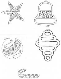 scroll saw christmas ornaments. scroll saw pattern tangle ornaments christmas a