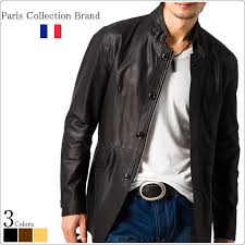 liugoo leather speciality goatskin goat leather men s four 6724 botanterardrik jacket light and soft leather jacket leather leather jean leather