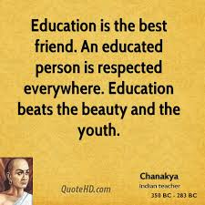 Quote Of Chanakya QuoteSaga Stunning Good Quotes Related To Education