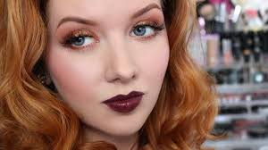 fall makeup tutorial top 5 trends 2016 by zabrena