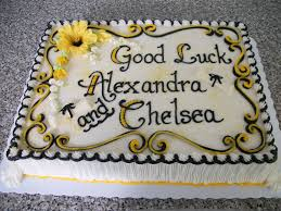 Good Luck Cake Designs All Occasion Anns Cake Pan