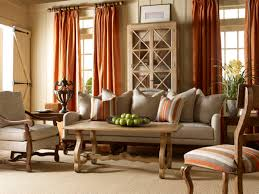 Orange Bedroom Curtains French Country Bedroom Curtains