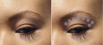 eyeshadow trick for hooded deep set eyes