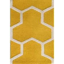 safavieh cambridge 5 x 8 hand tufted wool rug in gold and ivory rugs carpets best canada
