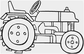 Free Tractor Coloring Pages Fabulous Moderne Trekker Kleurplaat