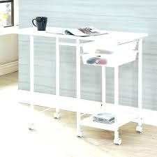 hinged wall desk medium size of mounted folding kitchen table retractable ikea mirror