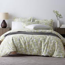 whispering leaves 400 thread count sateen bedding collection