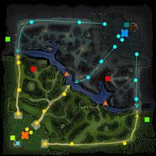as you can see in the moba scene the most common map is the three
