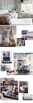 Pottery Barn Kids shares boy room ideas that are creative and versatile.  Find boys room decorating ideas that are perfect for your son's bedroom.
