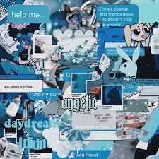 Blue aesthetic pastel, Iphone wallpaper ...