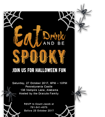 Free Halloween Birthday Invitation Templates 010 Template Ideas Free Printable Halloween Birthday Party