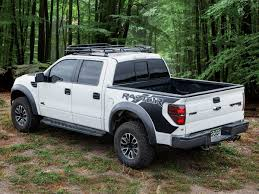 Gobi Ford F150 & Raptor LED Package Roof Rack - GFF150STL - Ford ...