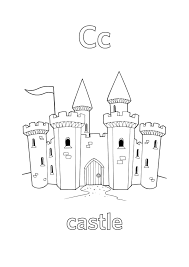 Free Printable Alphabet Coloring Pages Free Printable Coloring