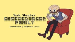 Godsend, father, son, holy spirit. Jack Stauber S Micropop Cheeseburger Family Lyrics L Hit Com Lyrics