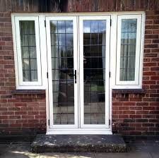 french door sidelight latches home improvements replacement doors with sidelights