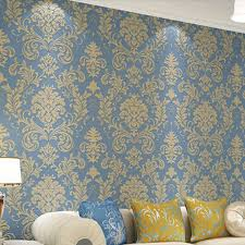 Wallpaper Design Home Decoration Damask Wallpaper Wall Paper Roll Wallcovering Europe Vintage Home 48