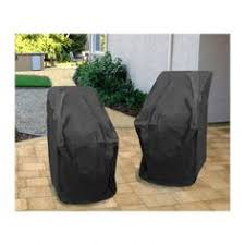 black garden furniture covers. These Durable, Heavy Duty 6 Gauge Flexible Black Vinyl Covers With Stitched Seams For Extra Strength, Slip On And Off Easily Over-sized Free Form Fit Garden Furniture E