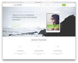 best responsive wordpress themes colorlib allegiant best wordpress theme