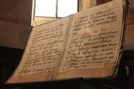 old hymn book a