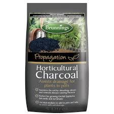 brunnings 5l horticultural charcoal