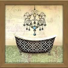retro bathroom wall decor michaelfineme
