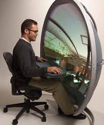 cool stuff for office desk.  Office What A Cool Screen For Cool Stuff Office Desk I