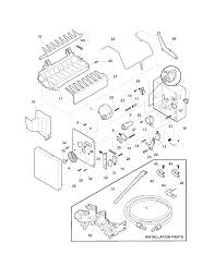 Great frigidaire refrigerator ice maker diagram frigidaire refrigerator ice maker diagram 1700 x 2200 · 56 kb ·