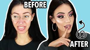 i hope you guys enjoy this crazy makeup transformation on a budget the entire look including brushes came to under 100