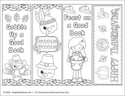 These are hand drawn by me, scanned and ready for you to add the final touch! Free Printable Thanksgiving Bookmarks To Color For Kids Coloring Bookmarks Bookmarks Kids Free Printable Coloring