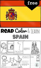More than 10.000 printable coloring sheets. Free Read Color And Learn About Spain