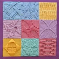 Jennie Rayment - check the full quilt also at this location ... & Texture into Sudoku by Jennie Rayment. Fabric OrigamiQuilt BlocksCathedral  ... Adamdwight.com