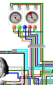 honda cb750f 1981 1982 usa spec colour wiring harness diagram honda cb750f 1981 1982 usa colour wiring diagram