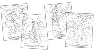 greek mythology coloring pages sle pages from s heroes from to coloring book greek myths colouring