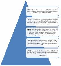 Organizational Structure Of The Nigerian Primary Health Care