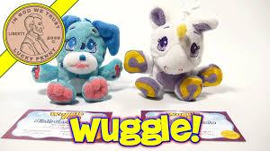 wuggle pets starter kit as seen on tv making stuffed s