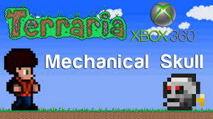 Terraria Xbox - <b>Mechanical Skull</b> [115] - YouTube