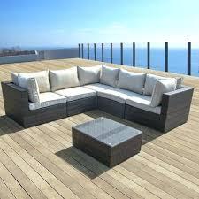 nevio sofa supernova patio furniture rattan sofa set outdoor wicker sectional 6 leather nevio 5 pc