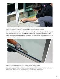pet door how to install the glass insert yourself install pet door in glass install dog