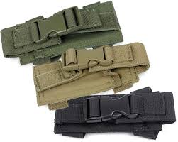 Pistol Magazine Holders Best Horizontal MOLLE Belt Mounted Pistol Magazine Pouch Color OD