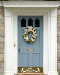 entry door kick plates. engraved monogram antler door kick plate decor by deck the entry plates l