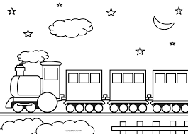 Coloring page thomas the train thomas the train. Free Printable Train Coloring Pages For Kids