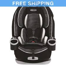 graco 4ever all in one convertible car seat studio