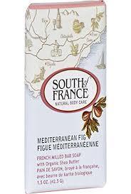 South Of France - <b>French Milled</b> Vegetable Bar Soap <b>Mediterranean</b> ...