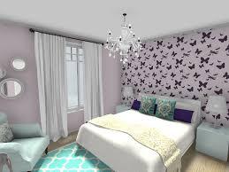 kids room violet