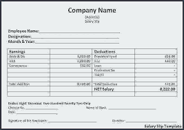 Employee Salary Slip Sample Gorgeous Invoice Receipt Template Word For Service Business Beautiful Doc