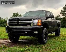 2012 Chevrolet Silverado 1500 Fuel Boost Rough Country Suspension ...