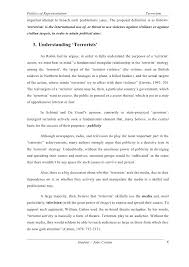 terrorism in essay essay terrorist attacks